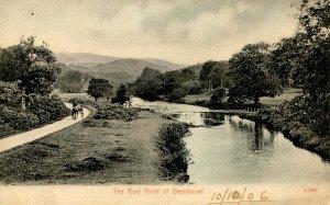 UK - Scotland, Glendaruel. The Ruel River