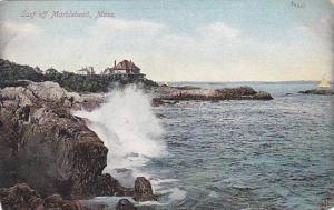 Surf off Marblehead, Massachusetts, 00-10s