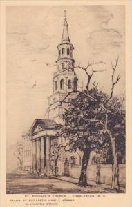 Saint Michael's Church Charleston South Carolina