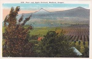 Oregon Medford Pear and Apple Orchard