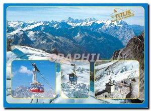 Postcard Modern Titles Gipfel Restaurant