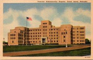 Nebraska Grand Island Veterans Administration Hospital Curteich