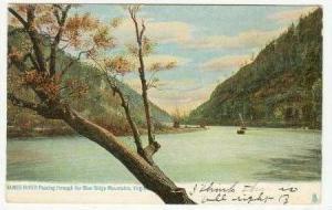 James River In Blue Ridge Mountains, Virginia, 00-10s