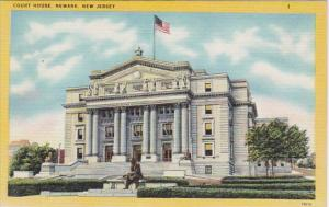 New Jersey Newark Court House