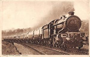 Train Cornish Riviera Limited (G.W.R.)