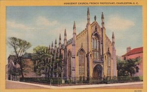 Huguenot Church French Protestant Charleston South Carolina