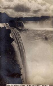 RP, General View From Prospect Point, Niagara Falls, Ontario, Canada, 1920-1940s