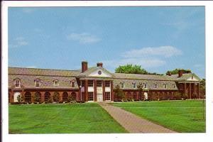 Administation Center, Bucknell University, Lewisburg, Pennsylvania