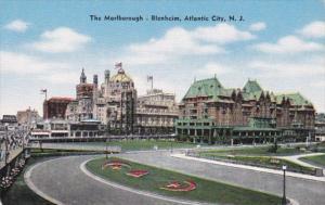New Jersey Atlantic City The Marlborough-Blenhein