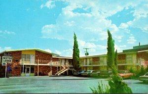 Texas El Paso Bel Air Motor Lodge