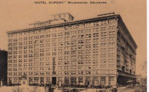 WILMINGTON, Delaware, 1930s ; Hotel Dupont