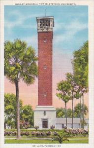 Florida Deland Hulley Memorial Tower Stetson University
