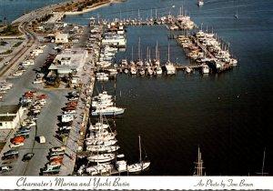 Florida Clearwater Beach Marina & Yacht Basin