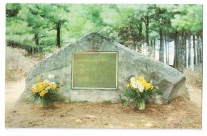 Cathedral of the Pines The Boulder Rindge NH Postcard