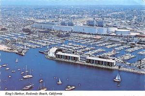 King's Harbor - Redondo Beach, California
