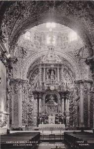 RP, Interior- Capilla Del Rosario, Sto. Domingo, Puebla, Puebla, Mexico, 1930...