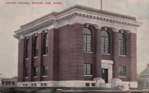 MOOSEJAW , Saskatchewan , Canada , 00-10s ; Court House