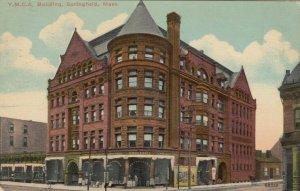 SPRINGFIELD , Massachusetts , 1912 ; Y.M.C.A.
