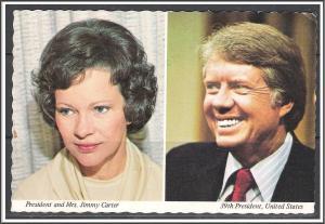 United States - President & Mrs Carter