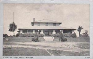 Indiana Peru Country Club 1948