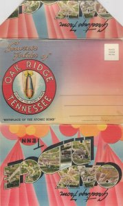 OAK RIDGE , Tennessee , 1930-40s ; Home of the Atomic Bomb