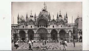 BF19138 basilique de st marc venezia  italy  front/back image