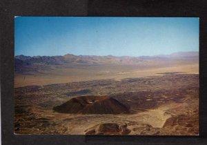 CA Amboy Volcanic Cone Volcano Pisgah Ludlow California Postcard Lava