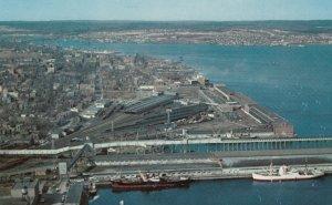HALIFAX , Nova Scotia , Canada , 50-60s ; Looking North