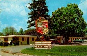 Florida Pensacola Royal Arms Motel Highway 90