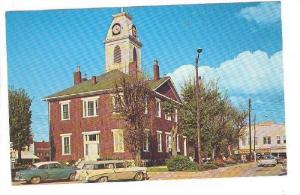 Old Todd County Courthouse, Elkton, Kentucky, 1940-1960s