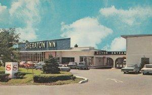 SYRACUSE , New York , 1950-60s ; Sheraton Motor Inn