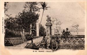 CPA VIETNAM INDOCHINE-Tonkin-Hanoi-Grand Lac (321368)