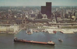 TORONTO , Ontario , Canada , 1950-60s ; Harbour Front