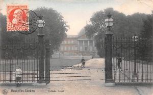 Bruxelles Belgium, Belgique, Belgie, Belgien Chateau Royal Bruxelles Chateau ...
