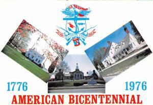 American Bicentennial 1776-1976 - Clinton, Connecticut