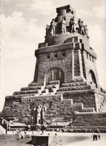Germany Leipzig Voelkerschlachtdenkmal