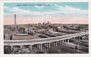 Missouri Springfield Grant Street Viaduct