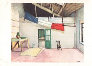 Marquet Studio L'Atelier At Marseilles 1916 French Painting Postcard