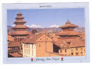 Bhaktapur , NEPAL , PU-1992
