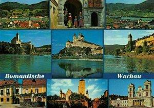 Romantische Wachau Aggsbach Schallaburg Spitz Krems Gottweig Emmersdorf Postcard