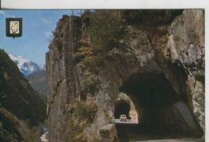 Postal 009478: Tunel de la Massana, Andorra