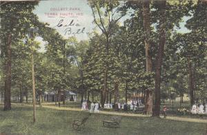 TERRE HAUTE, Indiana, 1900-10s; Collett Park