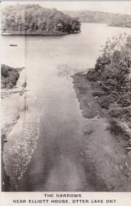 RP: The Narrows , near Elliott house , OTTER LAKE , Ontario , Canada , 10-20s