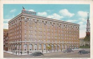 Pennsylvania Reading Hotel Berkshire Curteich