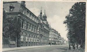 La Poste Et l'Avenue De La Republique, Colmar (Haut-Rhin), France, 1900-1910s