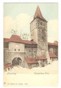 Thiergariner Thor, Nürnberg (Bavaria), Germany, 1900-1910s