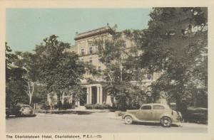 CHARLOTTETOWN , P.E.I. , Canada , 1930s; The Charlottetown Hotel