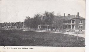 Iowa Des Moines Fort Des Moines 1911