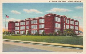 SEAFORD , Delaware, 30-40s ; Seaford High School
