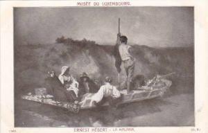 Ernest Hebert La Malaria Musee Du Luxembourg